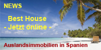 Best House Auslandsimmobilien in Spanien